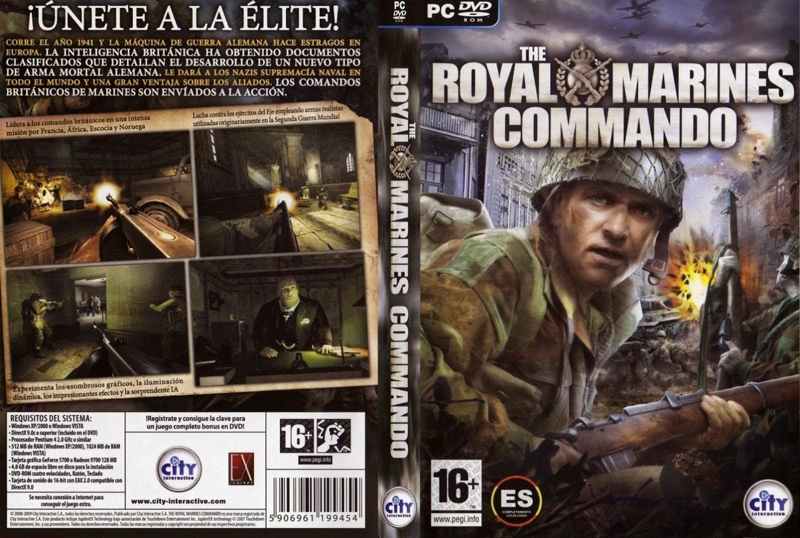 The Royal Marines Commando on Steam